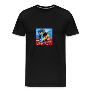 Logo de Clezoulou59 2016-2017 - T-shirt premium pour hommes
