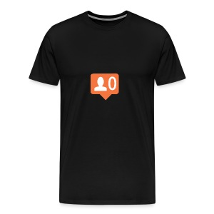 No Followers - Men's Premium T-Shirt