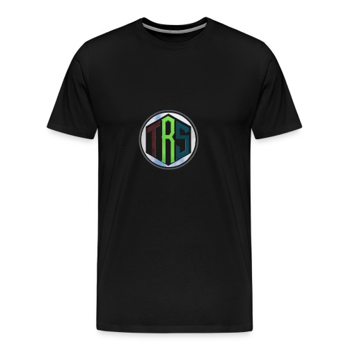 Three Ribbon Studios Crew - Men's Premium T-Shirt