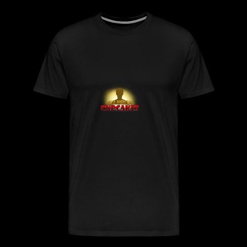 Real Men Eat Cupcakes - Men's Premium T-Shirt
