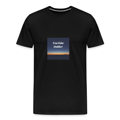 YouTube Dabber - Men's Premium T-Shirt
