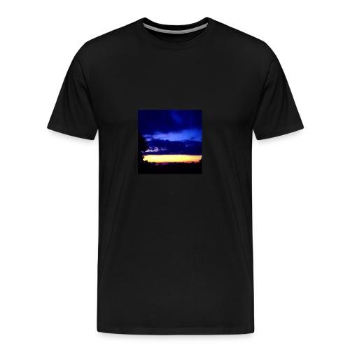 Sunset beauty - Men's Premium T-Shirt