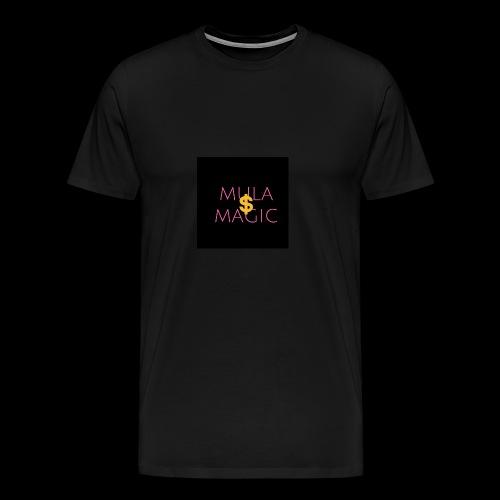 Mula magic graphics - Men's Premium T-Shirt