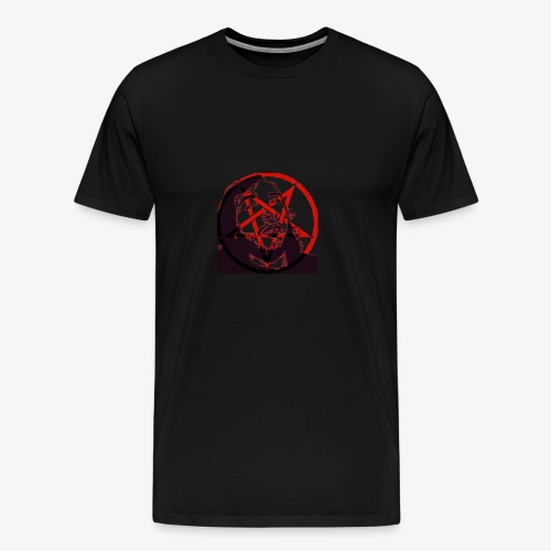 Trevor (Pentagram) - Men's Premium T-Shirt