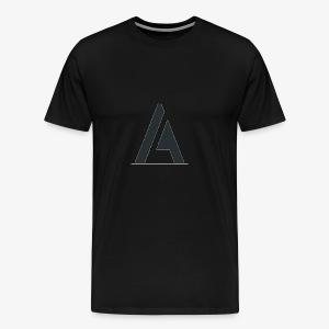 Audio Logo - Men's Premium T-Shirt