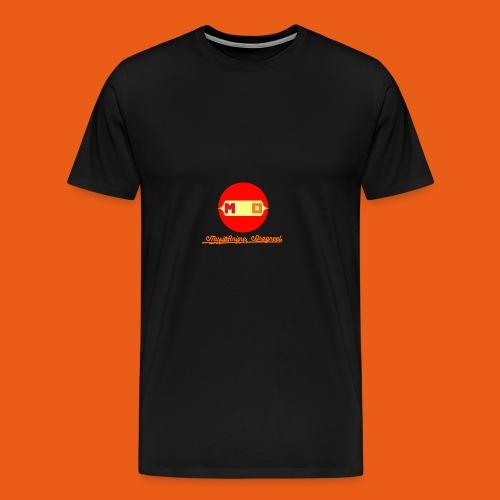 MusaiAnime - Dragneel's New Logo - Men's Premium T-Shirt