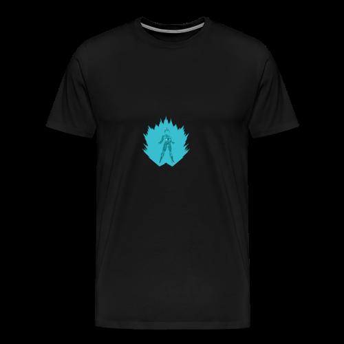 Super Saiyan Blue Vegeta - Men's Premium T-Shirt
