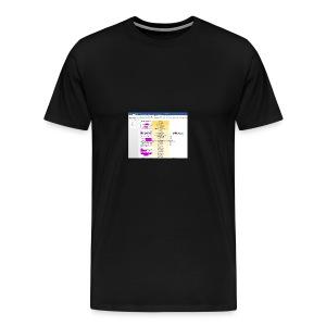 HOOM_Sample_Concept_In_Action_Grammarly_Tremendous - Men's Premium T-Shirt