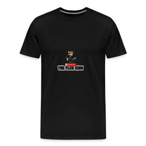 Flub King Gaming!!! - Men's Premium T-Shirt