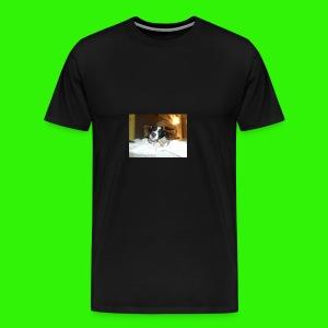Sportswear (Eating Bone) - Men's Premium T-Shirt