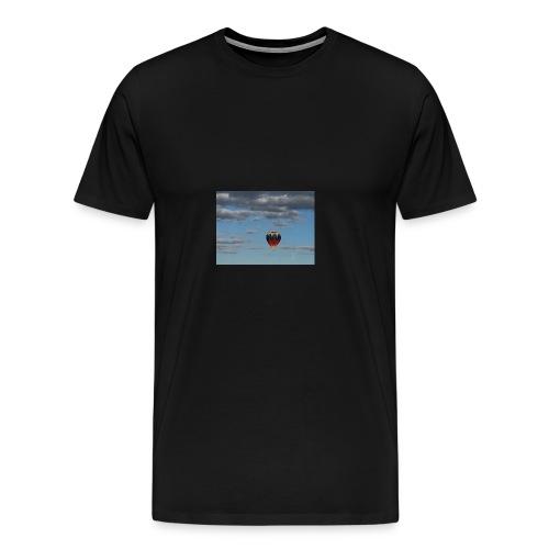 Hot Air Balloon Oct 2016 - Men's Premium T-Shirt