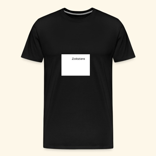 Untitled drawing - Men's Premium T-Shirt