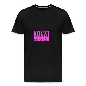 Diva Daddy™ FASHION WEAR FOR SINGLE MOMS - Men's Premium T-Shirt