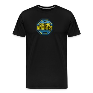 Going Nowhere Show - Men's Premium T-Shirt