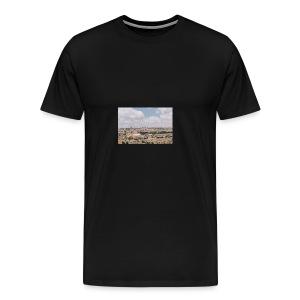 LA CIUDAD DEL GRAN REY - Men's Premium T-Shirt