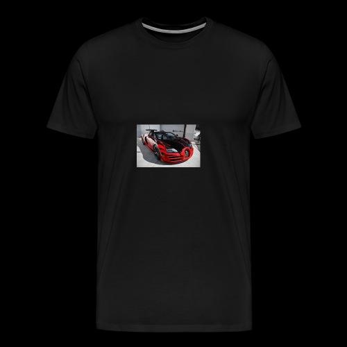 Bugatti Vitesse LOr Rouge 1 - Men's Premium T-Shirt