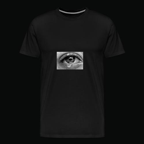 Emotional eye - Men's Premium T-Shirt