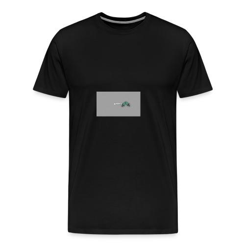 backgrounder-3- - Men's Premium T-Shirt