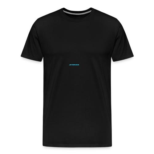 JetiShirt Black - Men's Premium T-Shirt