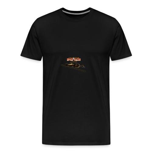 SR_Freerunner_space - Men's Premium T-Shirt