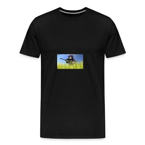 The gun DeathLord - Men's Premium T-Shirt