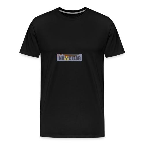 nu_clear - Men's Premium T-Shirt