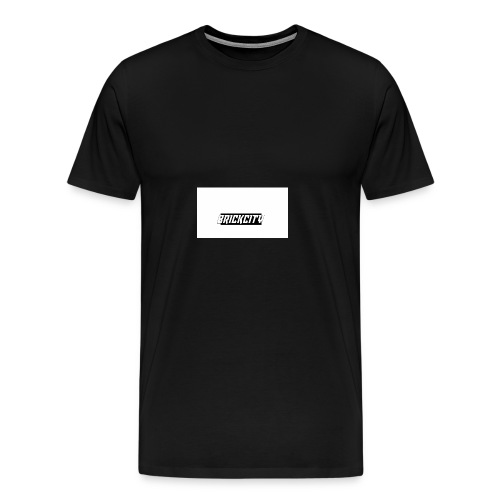 Brickcity Box Logo - Men's Premium T-Shirt