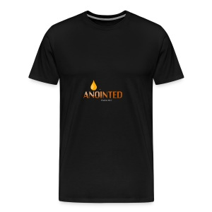 Anointed - Men's Premium T-Shirt