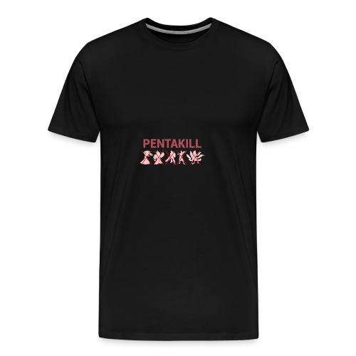 Pentakill - Men's Premium T-Shirt