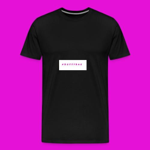 BOSSYBAE GEAR - Men's Premium T-Shirt