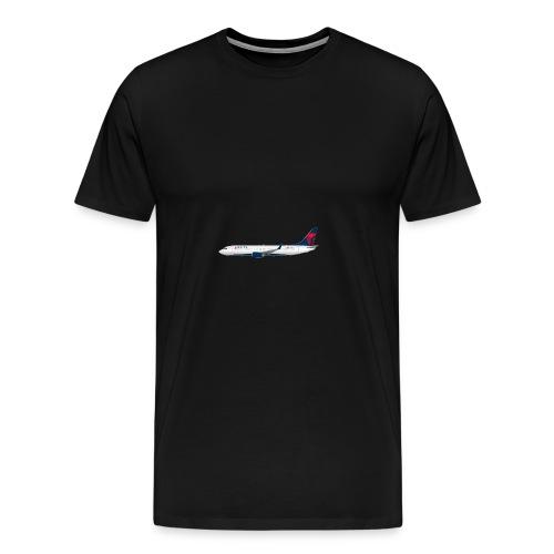 Delta Pooplines - Men's Premium T-Shirt