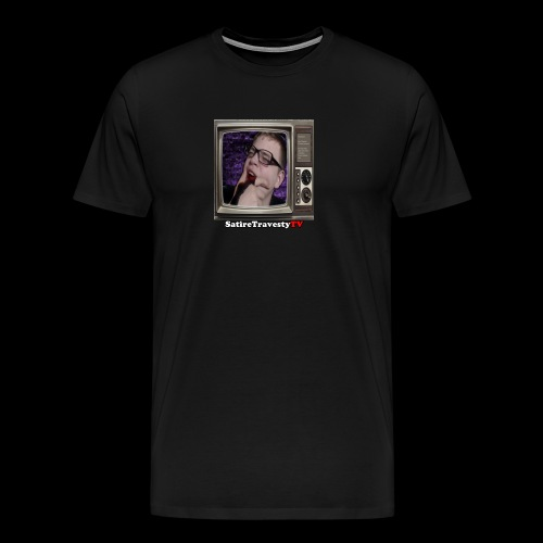 Basic Profile Picture Design Products - Men's Premium T-Shirt