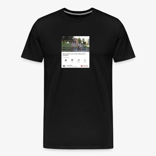 Ha - Men's Premium T-Shirt