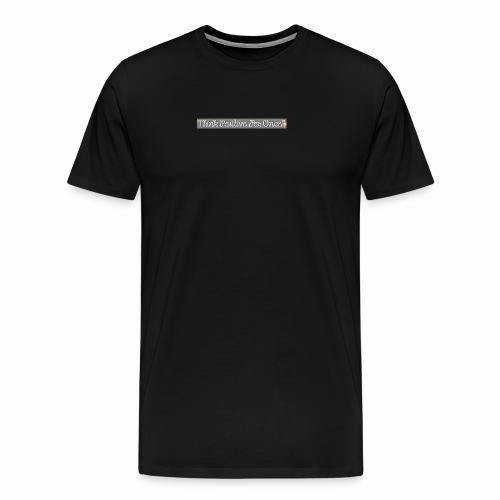 Think Positive! - Men's Premium T-Shirt