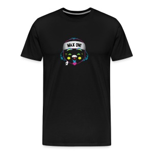 Wax On! Neon - Men's Premium T-Shirt
