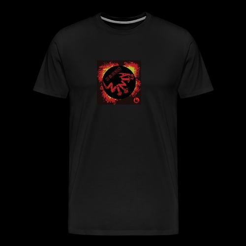 Ninja 2.0 Album Cover - Men's Premium T-Shirt