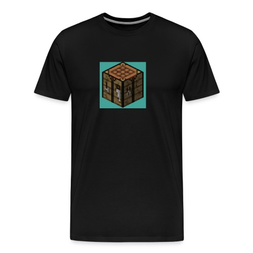 TheCrafters Logo - Men's Premium T-Shirt