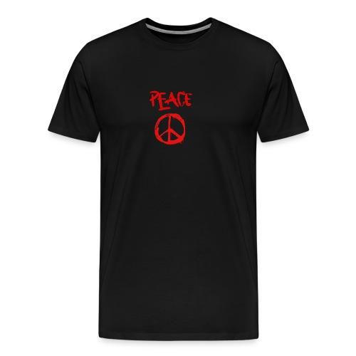 Peace1 - Men's Premium T-Shirt