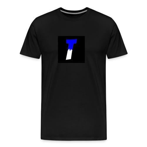 Treezyians logo - Men's Premium T-Shirt