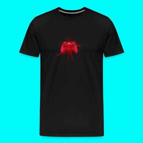 Console T Shirt Design - Men's Premium T-Shirt
