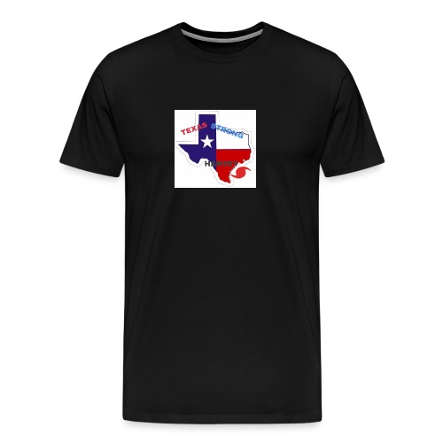 Hurricane Harvey Help - Men's Premium T-Shirt