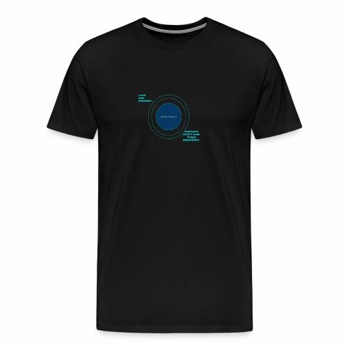 MJarvis24 7 v 2 Logo - Men's Premium T-Shirt