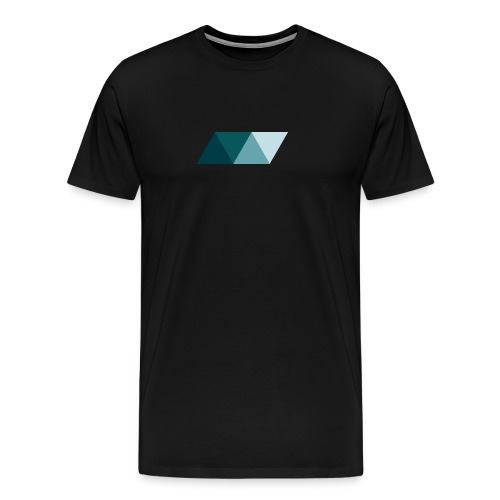 Rhombus 3 - Men's Premium T-Shirt