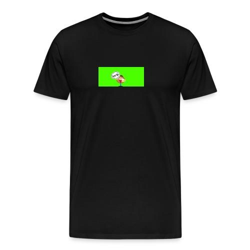 turnt up - Men's Premium T-Shirt