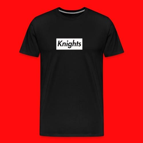 KNIGHTS - Men's Premium T-Shirt