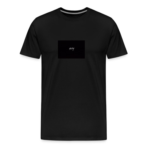 KODY White - Men's Premium T-Shirt