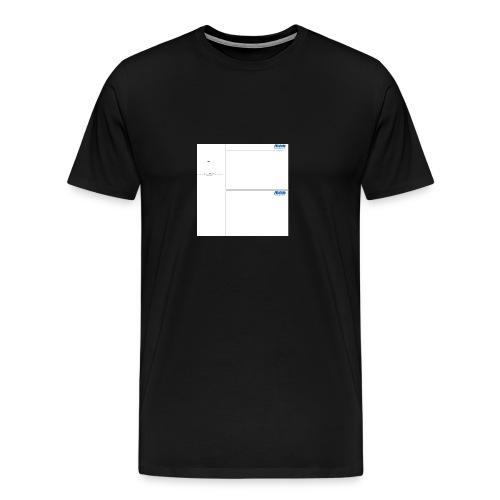 anjel - Men's Premium T-Shirt