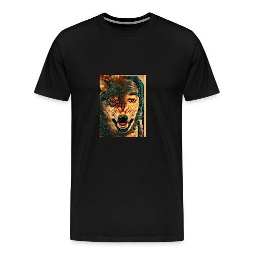 Inner Beast - Men's Premium T-Shirt