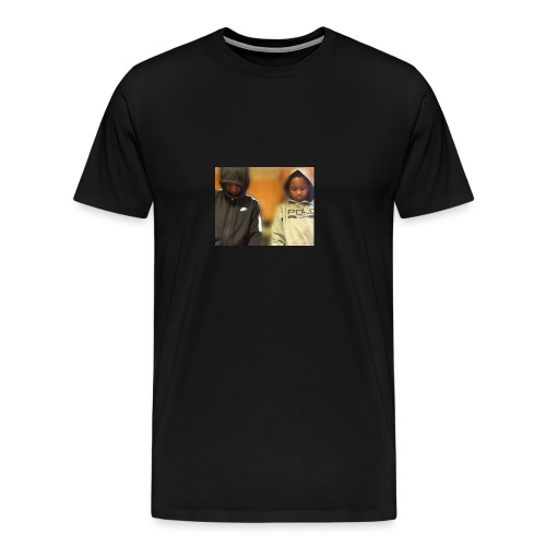 Kelvin and Khyren Merch - Men's Premium T-Shirt
