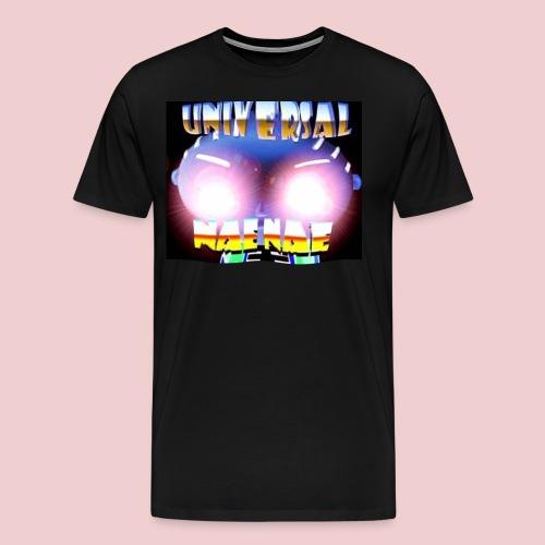 universal nae nae - Men's Premium T-Shirt